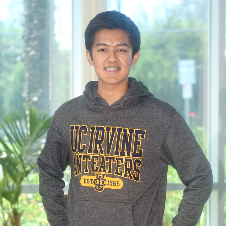 Milan Shrestha UC Irvine